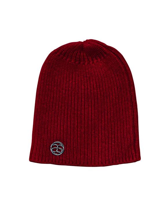 erstklassig Qualität zuerst Für Original auswählen Beanie Mütze ST. MORITZ rot